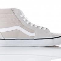 Afbeelding van Vans Classics VA38GE-QA3 Sneakers Sk8-hi Zilver