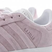 Afbeelding van Adidas Originals BB6708 Sneakers Gazelle stitch and turn Roze
