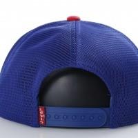 Afbeelding van Levi's 227900-19 Trucker cap Delivery Blauw
