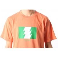 Afbeelding van The Hundreds X Carrots By Anwar L17W301001 T-shirt Anwar wild fire Roze