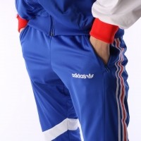 Afbeelding van Adidas Originals CE4854 Trackpant Aloxe Blauw