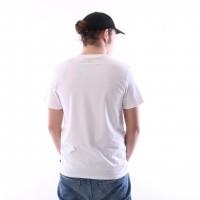 Afbeelding van Levi's 22489-0080 T-shirt Housemark graphic Wit