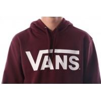 Afbeelding van Vans V00J8N-K1O Hooded Vans classic pullover Port royale/white