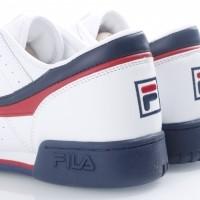 Afbeelding van Fila 11F16LT-150 Sneakers Original fitness low Wit