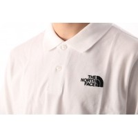 Afbeelding van The North Face T0CG71-TLB Polo shirt Piquet Wit