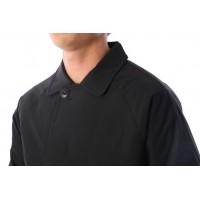 Afbeelding van Carhartt WIP I023366-8900 Jacket Atlas trench coat Zwart