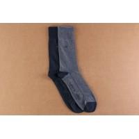 Afbeelding van Levi's Bodywear 943004001-824 Socks 168SF regular cut 2-pack Blauw