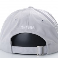 Afbeelding van The North Face T9355W-GCE Strapback cap The norm Grijs