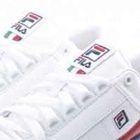 Afbeelding van Fila 1VT13037-150 Sneakers T1 mid Wit