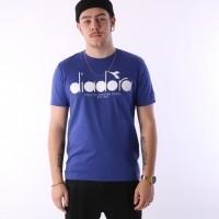 Afbeelding van Diadora 502.161.924-60047 T-shirt Sl bl Blauw
