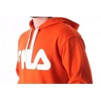 Afbeelding van Fila 681462-J45 Hooded Classic logo Pureed pumpkin