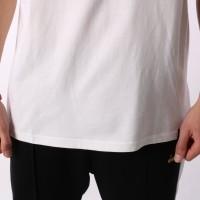 Afbeelding van Dickies 06 210578-WH T-shirt Stockdale Wit