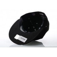 Afbeelding van New Era 80536279 Fitted cap Black graphite 59fifty Seattle Seahawks Zwart