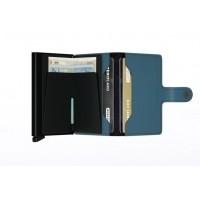 Afbeelding van Secrid MM-PETROL Wallet Miniwallet matte Petrol