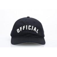 Afbeelding van Official SP17-6013 Strapback cap Arc Zwart