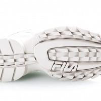 Afbeelding van Fila Ladies 1010302-00R Sneakers Disruptor low Grijs