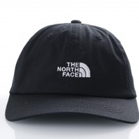 Afbeelding van The North Face T9355W-KY4 Strapback cap The norm Zwart