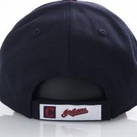 Afbeelding van New Era 11126544 Dad cap MLB the league Cleveland Indians Official team colors