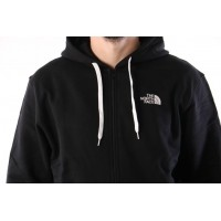 Afbeelding van The North Face T0CG46-KY4 Hooded zip Open gate fz hd Zwart