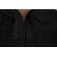 Afbeelding van Levi's Bodywear 943001001-884 Socks 168SF low rise 2-pack Zwart