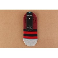 Afbeelding van Stance M115B16SADD-RED Socks Sadelow Rood