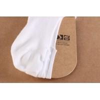 Afbeelding van Levi's Bodywear 943001001-300 Socks 168SF low rise 2-pack Wit