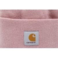 Afbeelding van Carhartt WIP I020222-841 Beanie Acrylic watch Roze