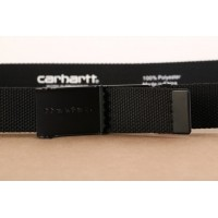 Afbeelding van Carhartt WIP I020451-8900 Belt Clip tonal Zwart