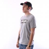 Afbeelding van Levi's 22489-0081 T-shirt Housemark graphic Grijs
