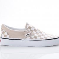 Afbeelding van Vans Classics VA38F7-QCO Sneakers Classic slip-on (checkerboard) frappe/true