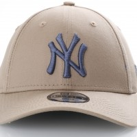 Afbeelding van New Era Kids 80536635 Dad cap Kids league essential 940 NY Yankees Bruin