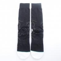 Afbeelding van Stance M545A18EAZ Socks Eazy duz it Zwart