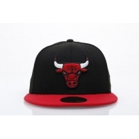 Afbeelding van New Era 11493389 Fitted cap NBA team 59fifty Chicago Bulls Official team colors