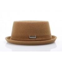 Afbeelding van Kangol K1928ST Hat Wool mombray Bruin