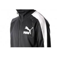 Afbeelding van Puma 574985-01 Tracktop T7 vintage Zwart