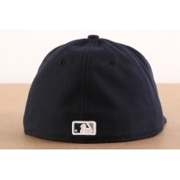 Afbeelding van New Era BASIC Fitted cap Authentic New York Yankees Blauw
