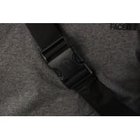 Afbeelding van Herschel Supply 10017-00165 Heuptas Seventeen Black/black