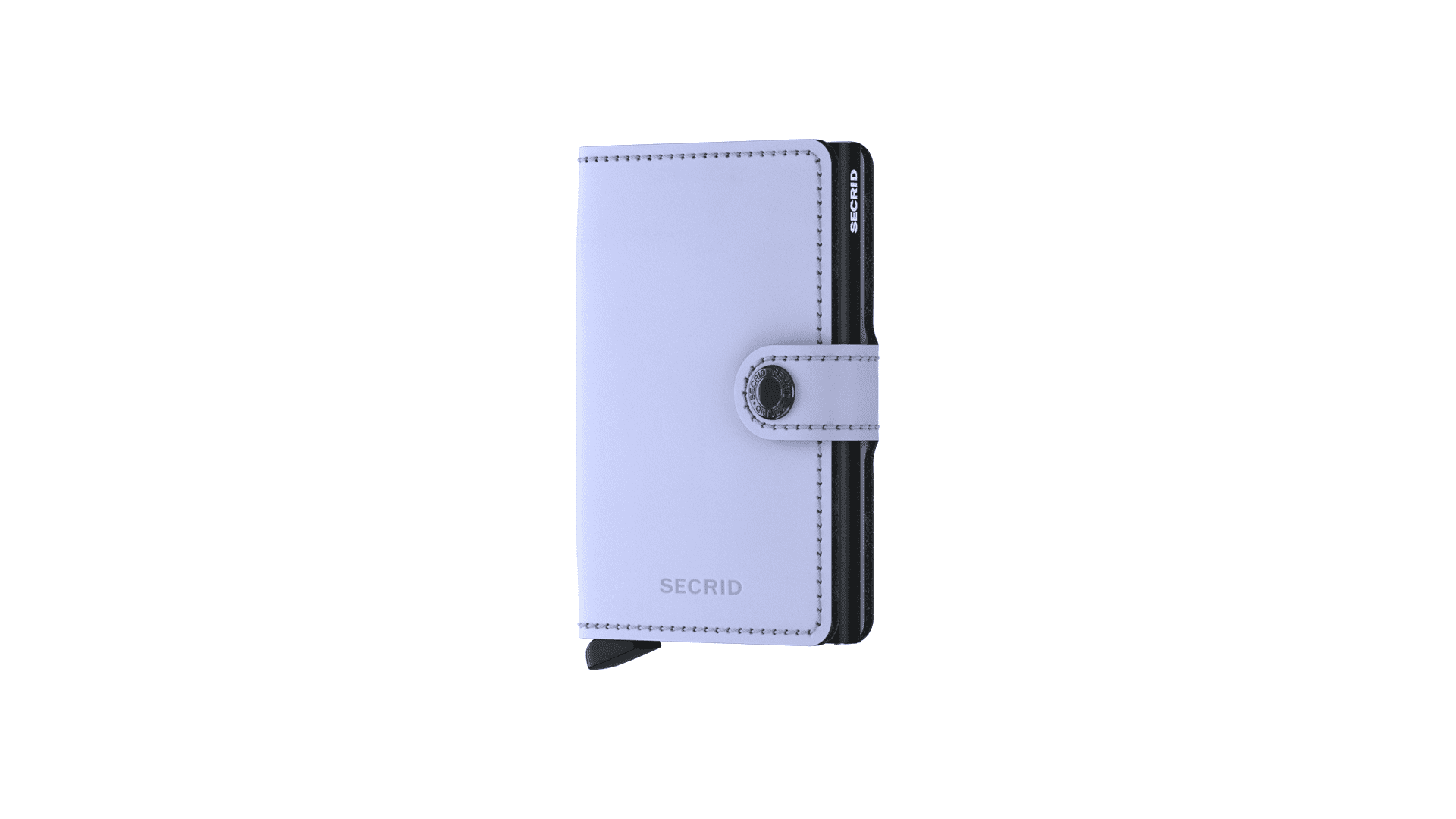 Foto van Secrid MM-Lilac-Black Wallet Miniwallet matte Lilac-Black