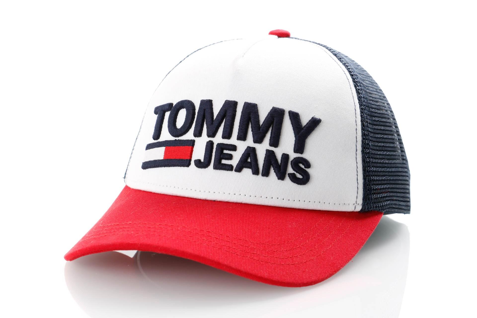 Foto van Tommy Hilfiger Tjm Trucker Cap Am0Am04675 Trucker Cap Corporate