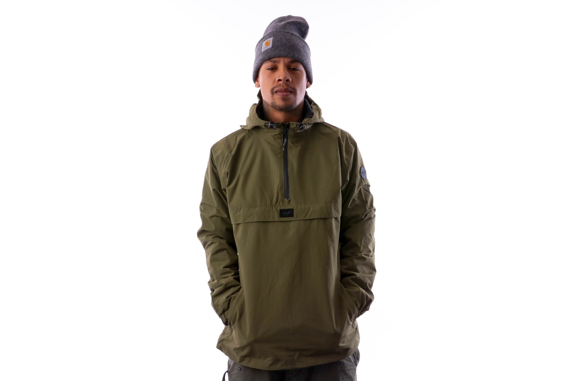 Foto van Reell Winter Windbreaker 1306-045 jas Olive