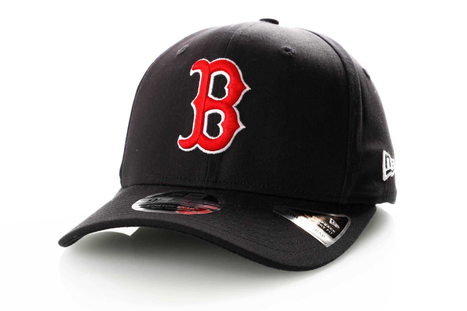 Foto van New Era 950 Stretch Snap 12022177 Snapback Cap Team Colour Boston Red Sox