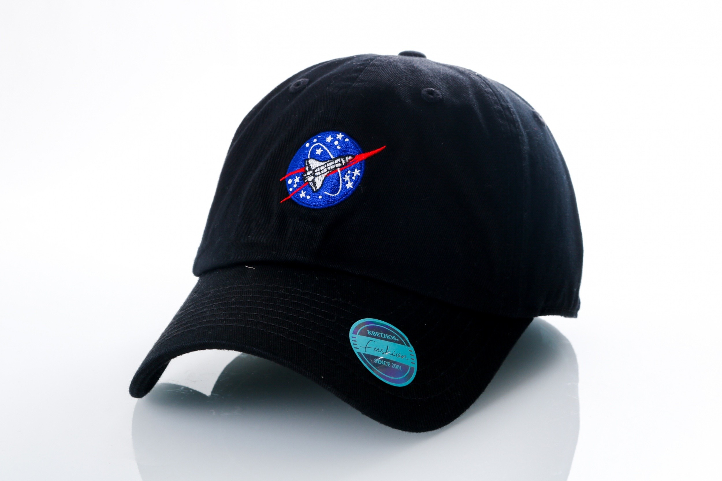 Foto van Ethos Space KBSV-036 black KBSV-036 dad cap black