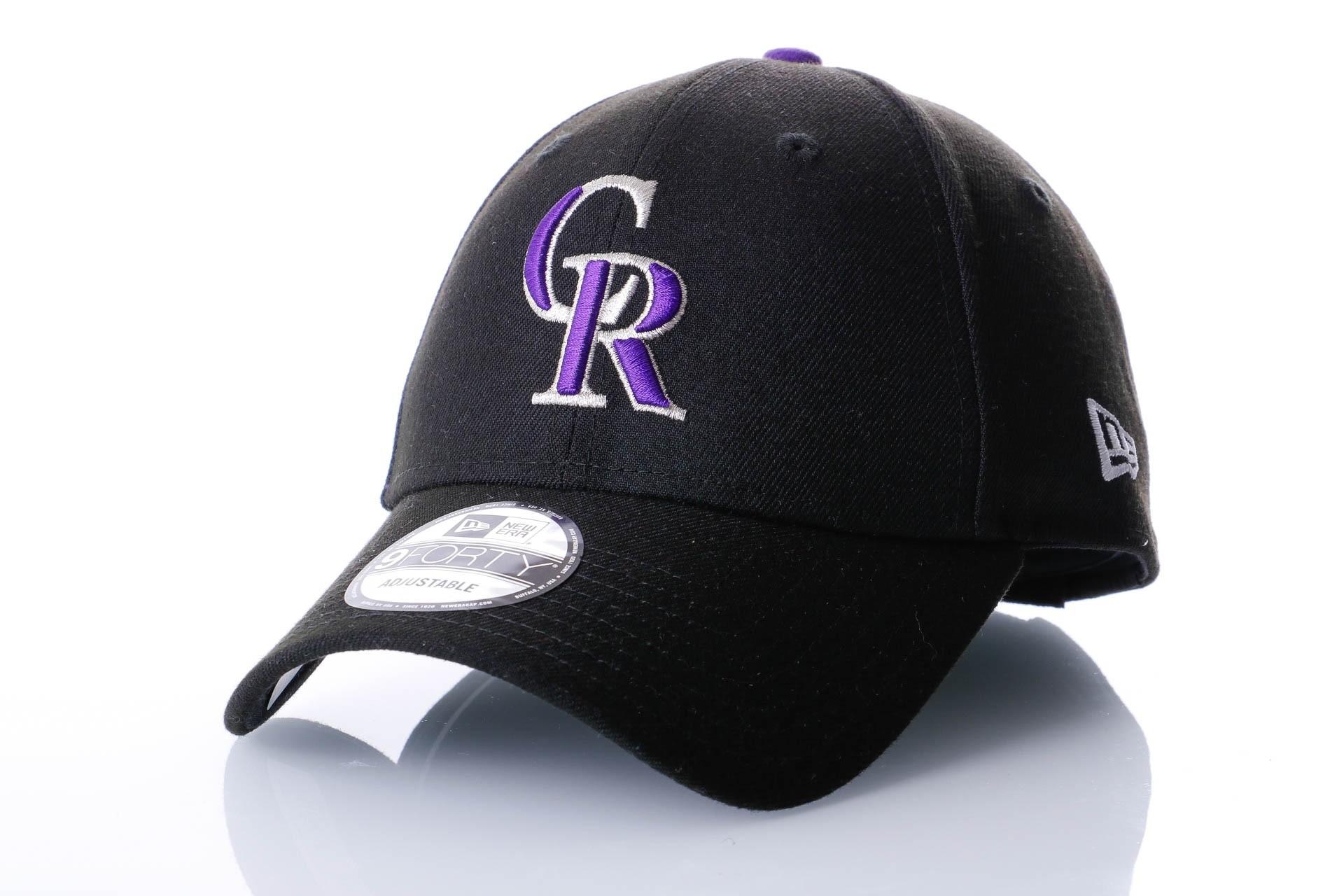 Afbeelding van New Era MLB THE LEAGUE COLORADO ROCKIES 11432286 dadcap Official Team Colour MLB
