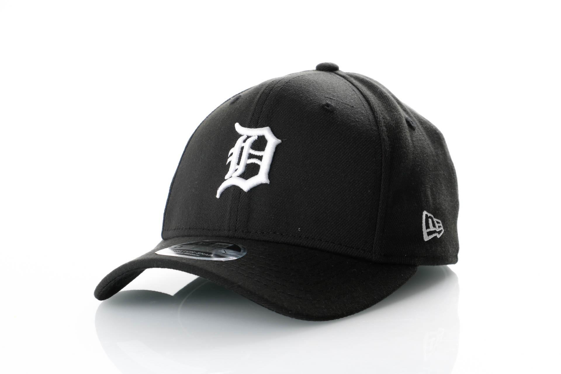 Foto van New Era Stretch Snap 9Fifty 11871282 Snapback Cap Black/Offical Team Colour Mlb Detroit Tigers