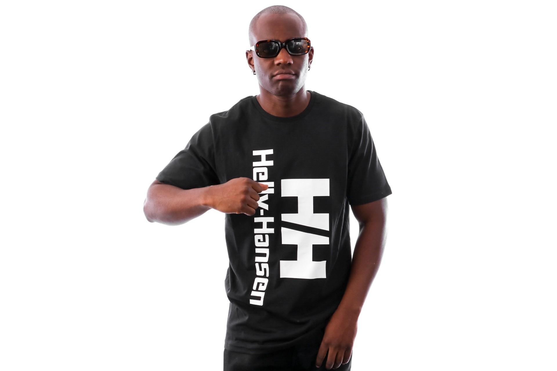 Foto van Helly Hansen HH RETRO T-SHIRT 29662 T shirt BLACK