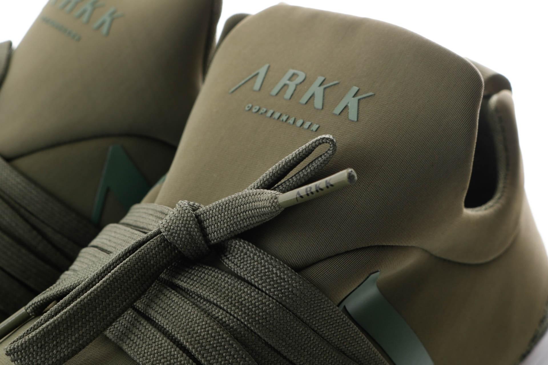 Afbeelding van Arkk Raven Mesh S-E15 AS1460-0036-M Sneakers Army