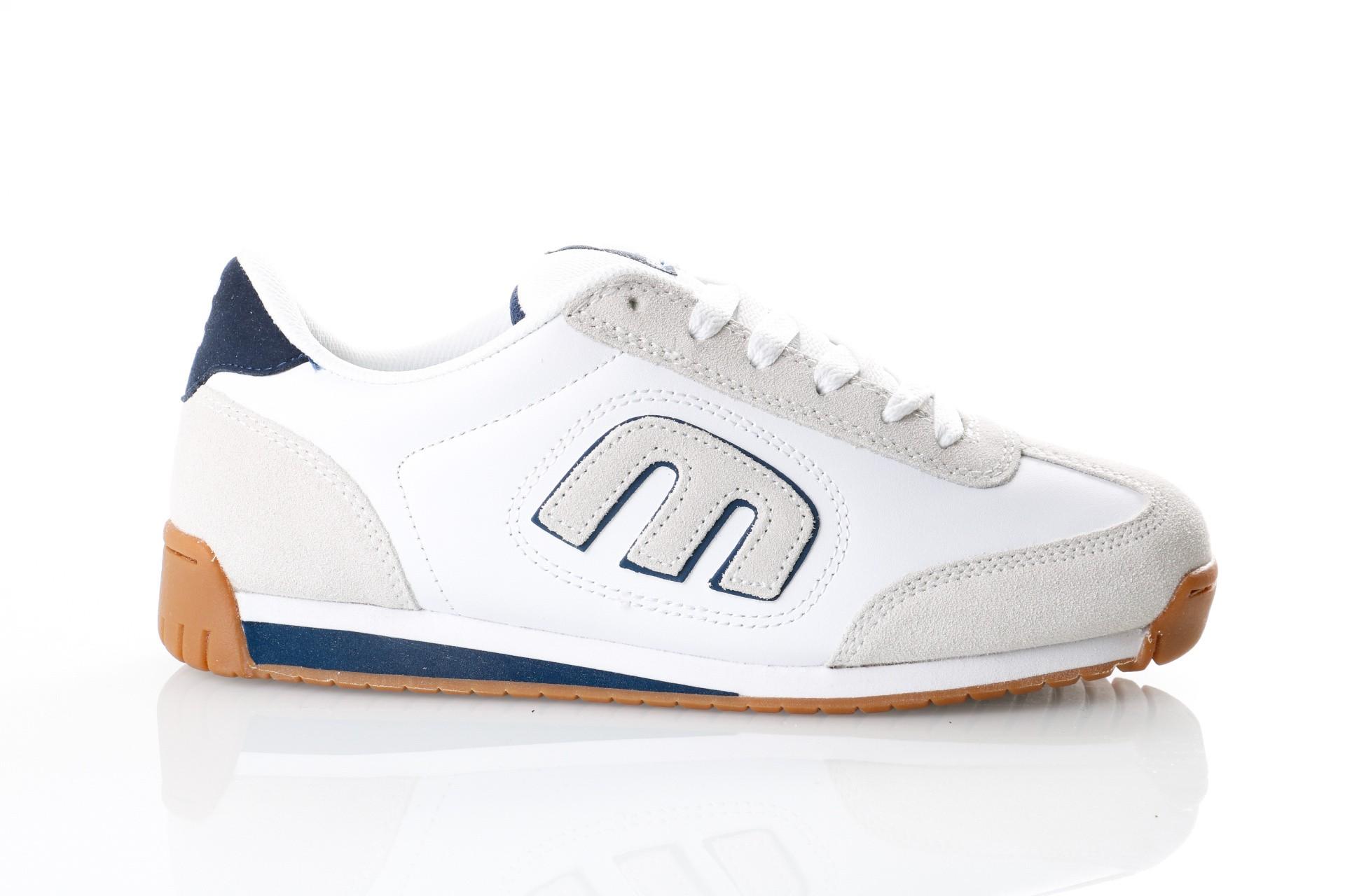 Foto van Etnies Lo-Cut Ii Ls 4101000365 Sneakers White/Navy/Gum