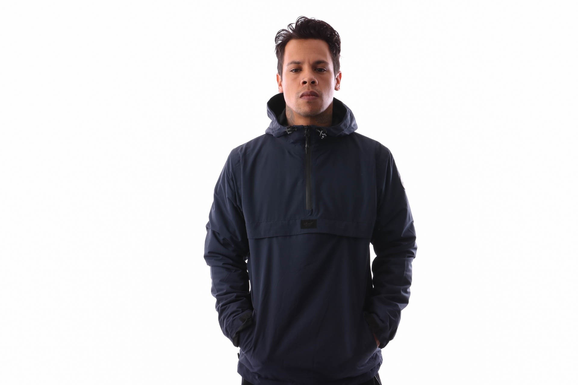 Foto van Reell Winter Windbreaker 1306-045 jas Navy