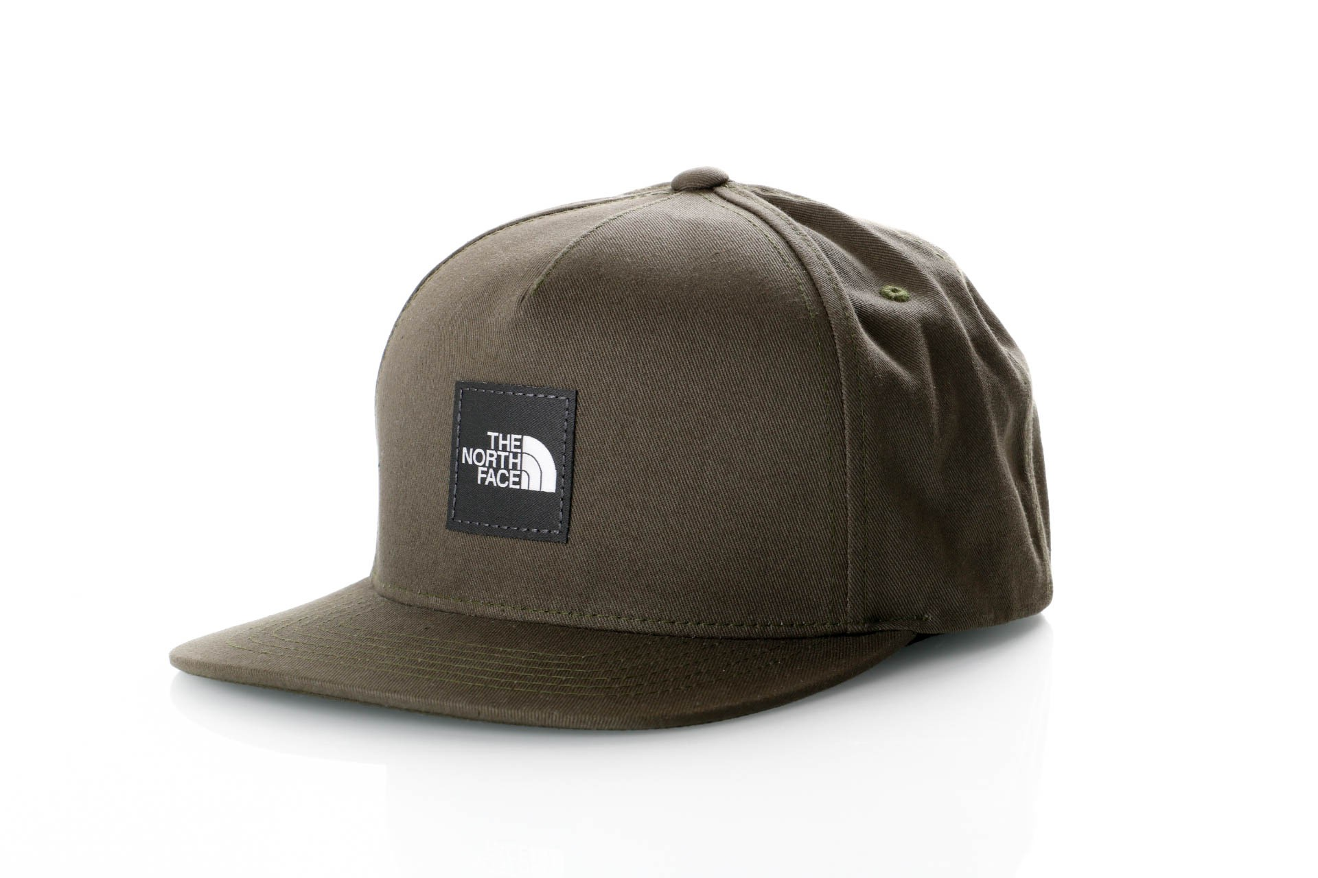 Foto van The North Face Street Ball Cap T93Ffk79K Snapback New Taupe Green