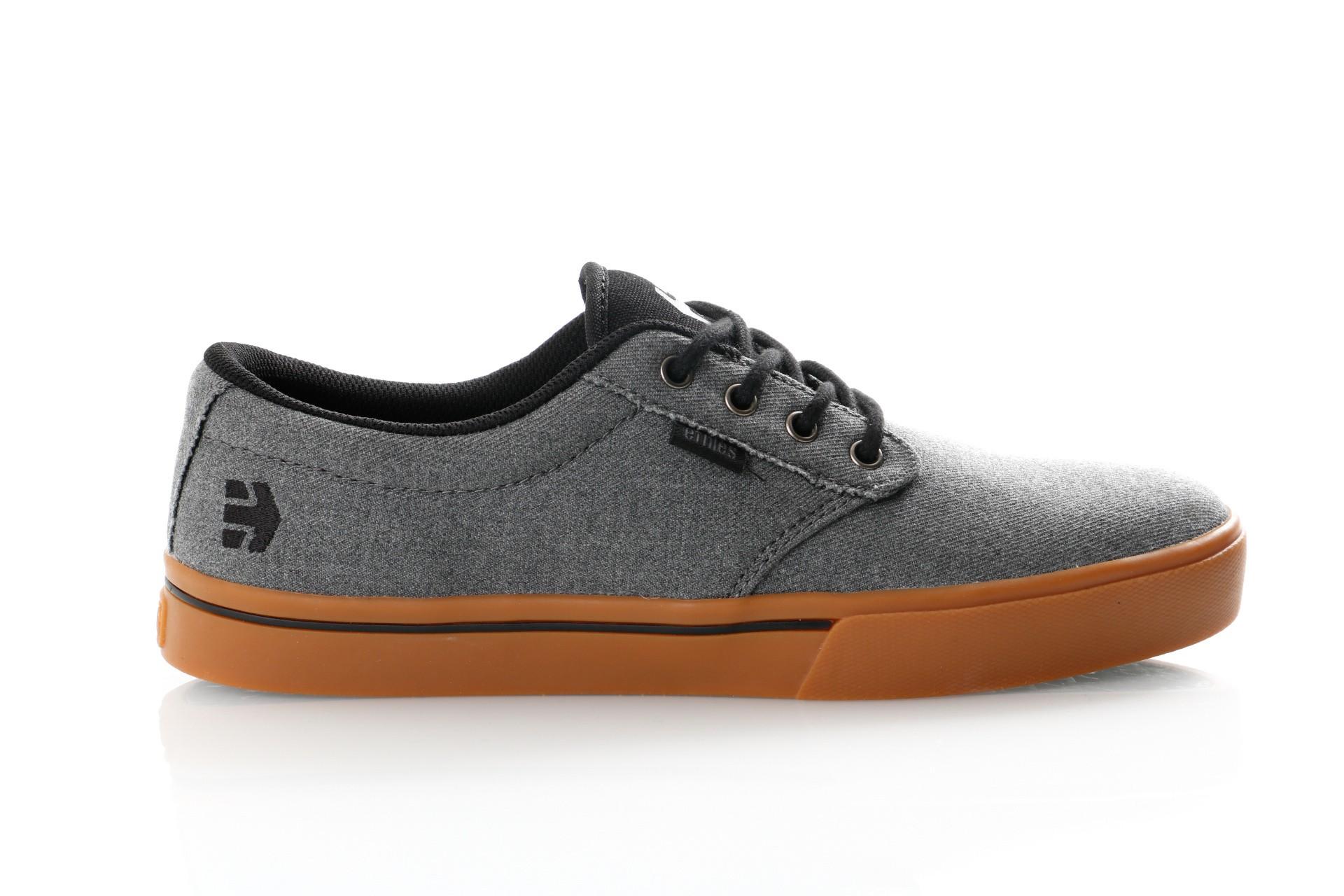 Foto van Etnies Jameson 2 Eco 4101000323 Sneakers Grey/Black/Orange